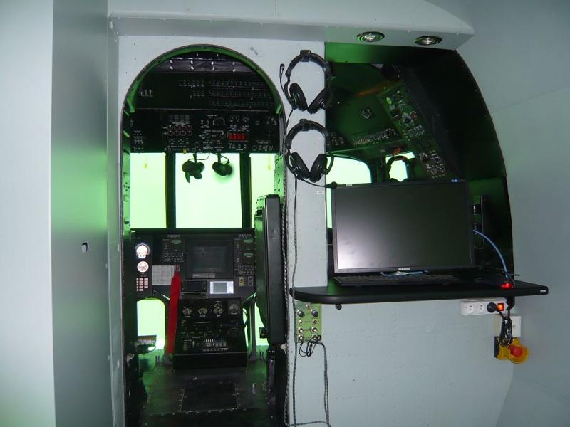 FTD Mi-17 CT in Taji, Iraq