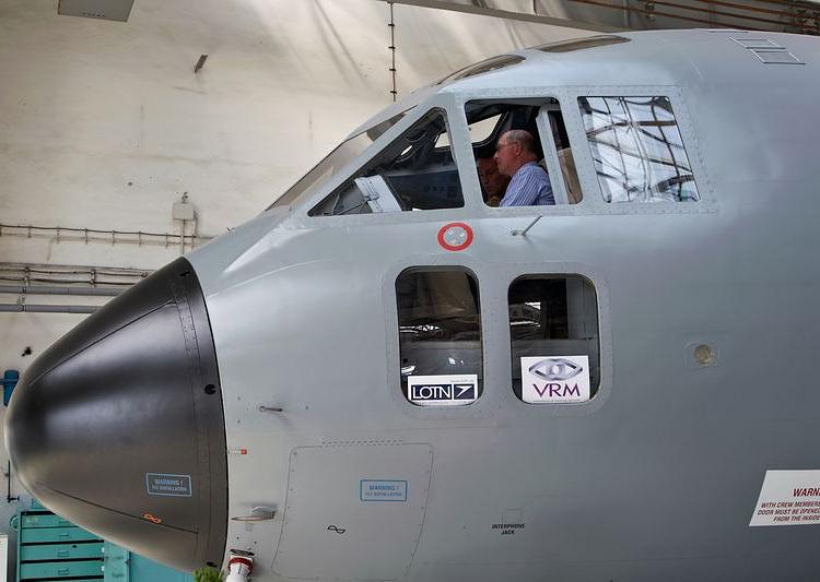 G222 FLT simulator