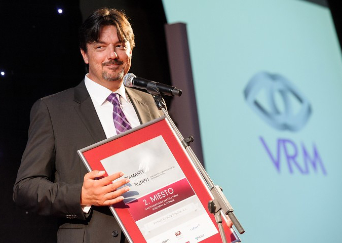 Diamonds of Slovak Business Awards 2012